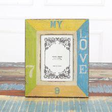 ★[하자상품SALE][Vintage Wood] PHOTO FRAME (SBI VD B 228) 가로11 x 높이16(cm) (5x7inch)