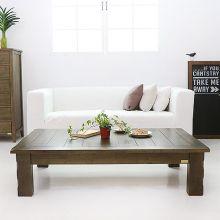 [7월SALE][coffer] 100%고무나무 1350 좌식테이블