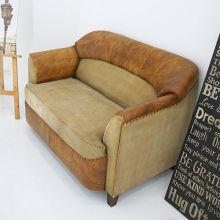 ★[하자상품SALE][3%추가쿠폰] Two seater Sofa (seria SBI SF 016)