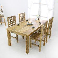 [100일예약][3%추가쿠폰]Vintage WOOD 1800 Dining Table (serial SBI DT 003)