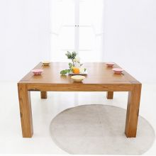 [미세스크레치][Bexley] SQUARE FIXED TABLE 1500