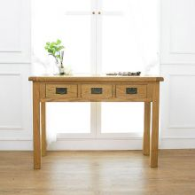 [미세스크레치][Salisbury] WIDE DRESSING TABLE