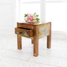[100일예약][Vintage Wood] BED SIDE  (serial sbi VD B 102)