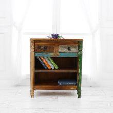 [100일예약][Vintage Wood] OPEN SIDE TABLE(serial sbi VD B 111)