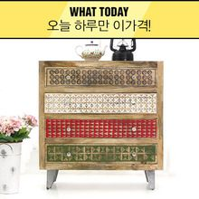 [WhatToday][Point Patch] IRON DRAWER CHEST(serial sbi VD B 10)