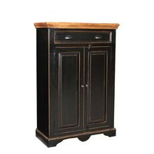 [100일주문제작] WOODEN SIDE CABINET (SBI VD B 341)