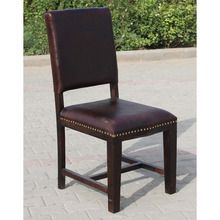 [100일주문제작] LEATHER CHAIR (SBI VD B 779)(1+1)