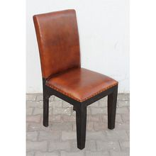 [100일주문제작] LEATHER CHAIR (SBI VD B 782)(1+1)