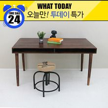 [What today][Morris] 1450 원목 책상 테이블