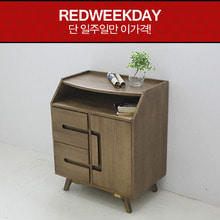 [Redweekday][Scandinavia] 원목 수납장