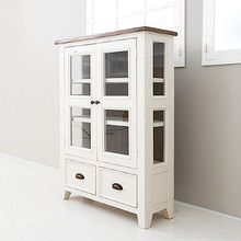 [미세스크레치][Portland] Small Display Cabinet